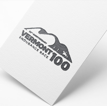 Vermont 100 - Project - Business Card Example