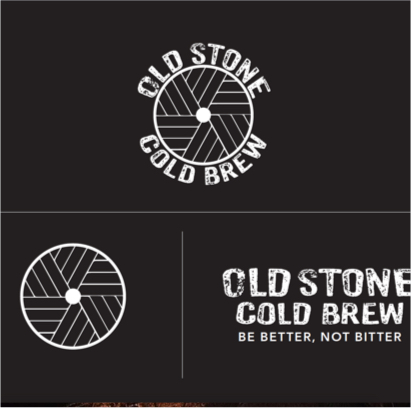 Old Stone Coffee - Project - Logo Variations - Knockout