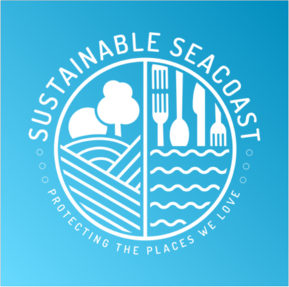 Sustainable Seacoast - Project - Logo Alternate Knockout