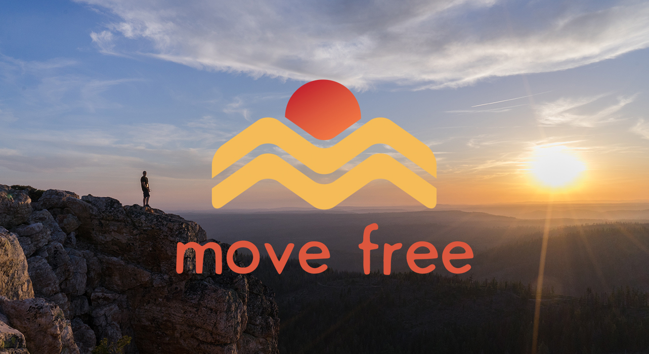 Move Free – Brand Design and Apparel Design